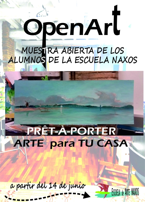 CARTEL DEF OPEN ART